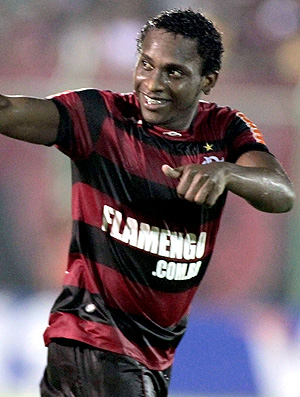 Willians gol Flamengo x Horizonte (Foto: Ag. Estado)