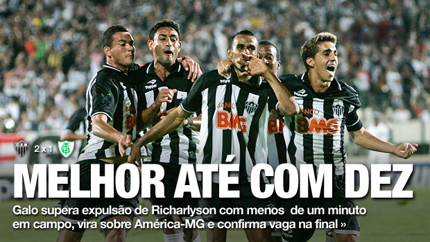 (Bruno Cantini / Site Oficial do Atlético-MG)