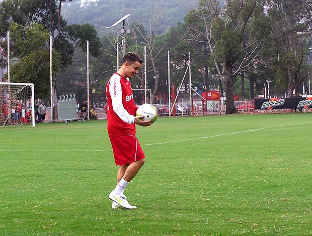dalessandro internacional treino (Foto: Alexandre Alliatii / Globoesporte.com)