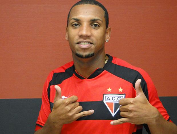 Anselmo Atlético Goianiense (Foto: Divulgação)