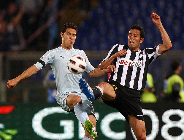 hernanes grosso lazio x juventus (Foto: Getty Images)
