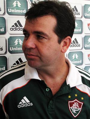 enderson moreira fluminense (Foto: Cahê Mota/Globoesporte.com)