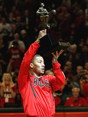 Derrick Rose Chicago Bulls NBA (Foto: Getty Images)