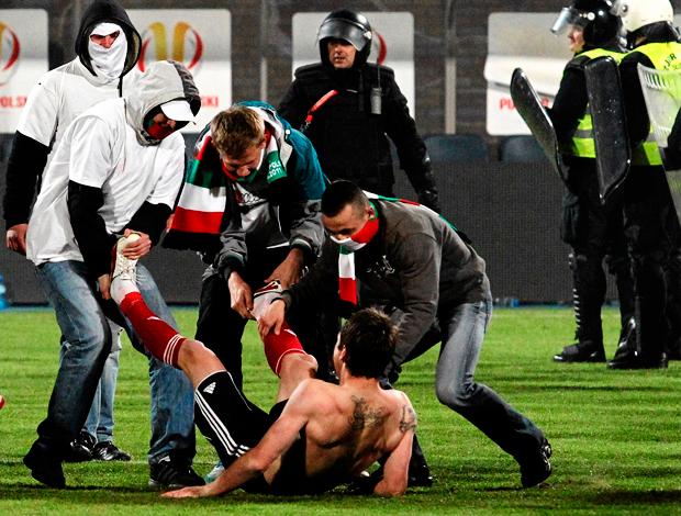 Lech Poznan Polonia (Foto: Reuters)