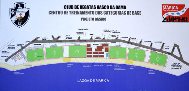 roberto dinamite ct vasco (Foto: Ricardo Saibun/Flickr Vasco)