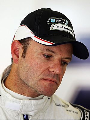 Barrichello turquia fórmula 1 treino (Foto: Getty Images)