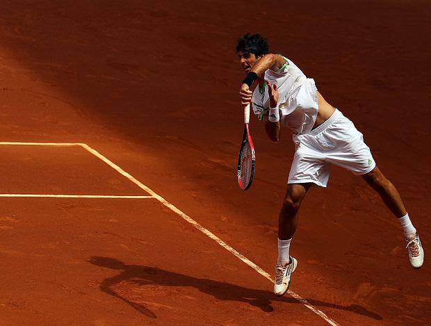 tênis Thomaz Bellucci master 1000 de madrid (Foto: agência Getty Images)