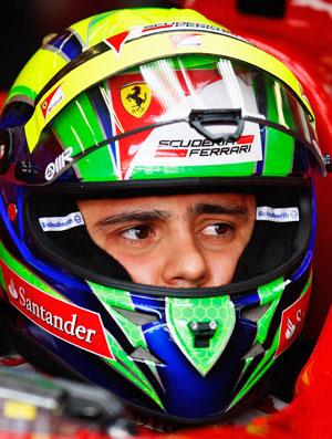 Felipe Massa Ferrari GP da Turquia (Foto: Getty Images)