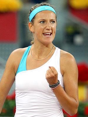 Victoria Azarenka Madri tênis semifinais (Foto: Getty Images)
