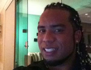 Carlos Alberto de tranças (Foto: Reprodução/Twitter)