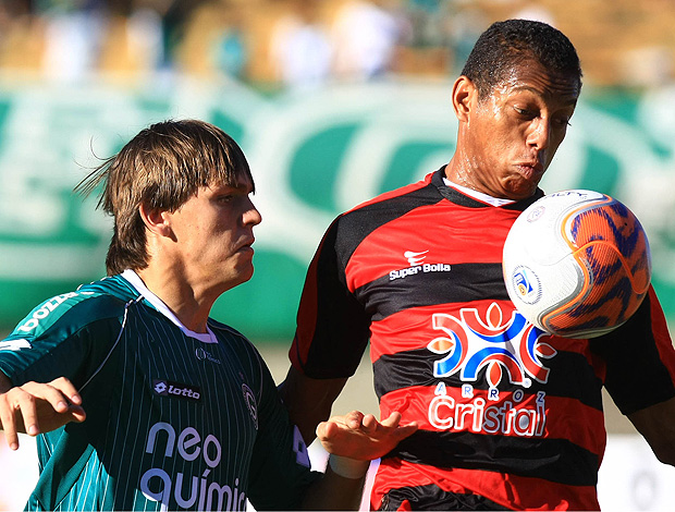 rafael tolói goiás x atlético-go (Foto: Agência Estado)