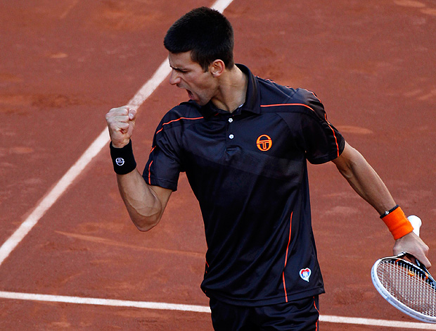 Novak Djokovic tênis Madri final (Foto: Agência Reuters)