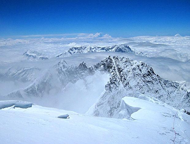 Cume Monte Everest (Foto: Carlos Santalena / Grade6)
