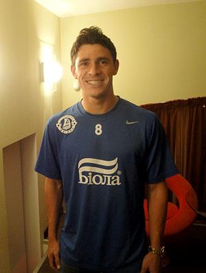 Giuliano Ucrânia (Foto: Rafael Maranhão / Globoesporte.com)