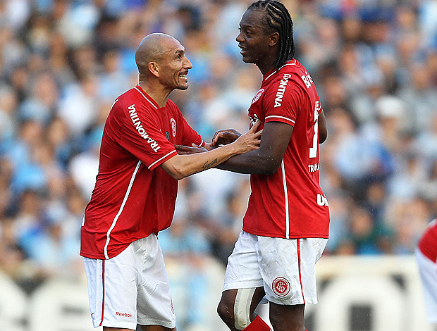 andrezinho grêmio x internacional gol (Foto: Jefferson Bernardes/VIPCOMM)