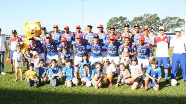 Cianorte é campeão do interior paranaense (Foto: Divulgação / Site oficial do Cianorte)
