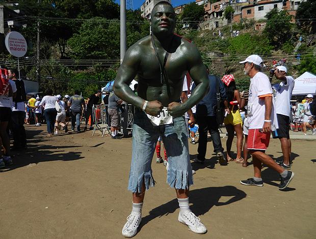 corrida da paz hulck (Foto: Lucas Loos/Globoesporte.com)