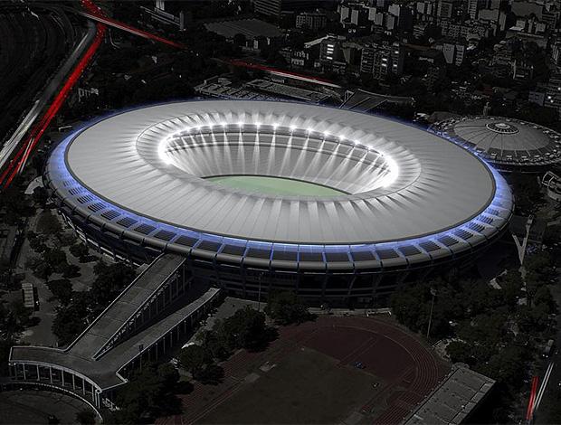 maracanã novo projeto (Foto: Divulgação)