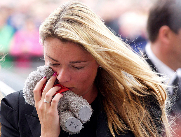 funeral sophie noiva de Wouter Weylandt praça Saint-Pietersplein (Foto: Agência EFE)