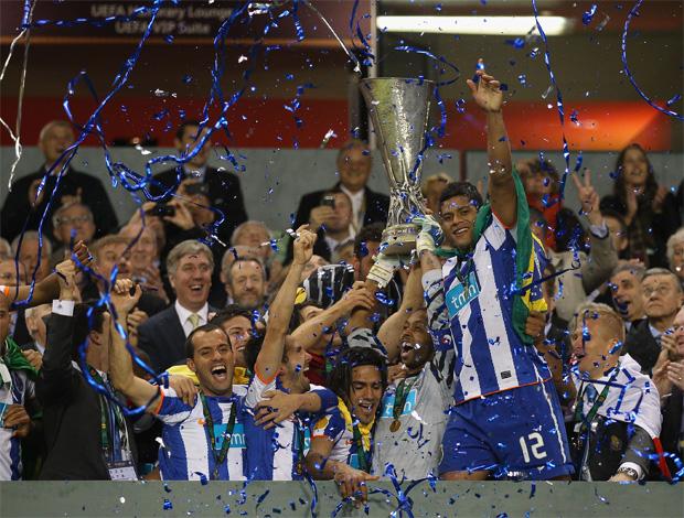 porto campeão da liga europa (Foto: Getty Images)