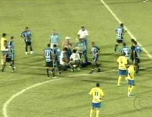 frame edu matos Araripina-PE (Foto: Reprodução / TV Globo)
