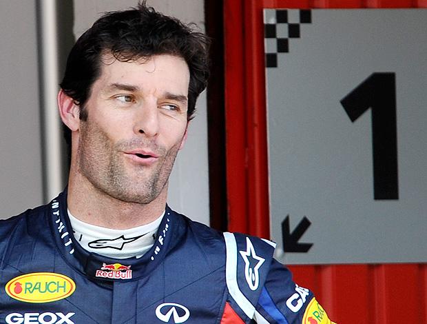 Webber treino GP Espanha (Foto: Getty Images)