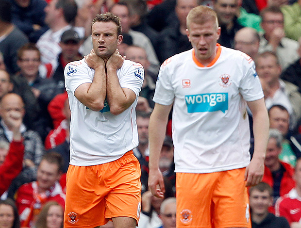 Ian Evatt Blackpool (Foto: Reuters)