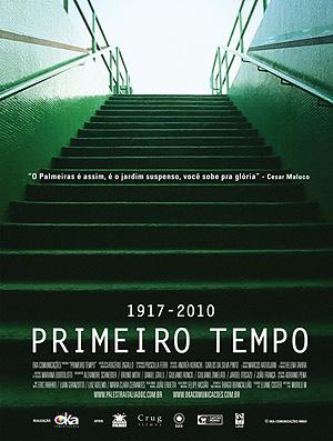 palmeiras cartaz filme (Foto: Divulgação)