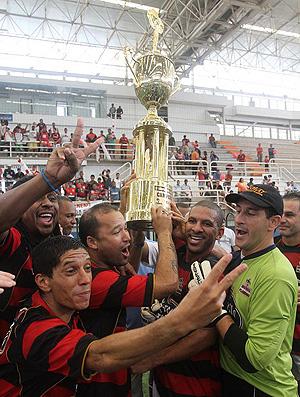 selé showbol flamengo (Foto: Divulgação)
