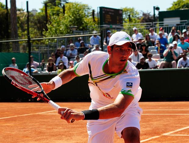 thomaz bellucci tênis roland garros (Foto: AFP)