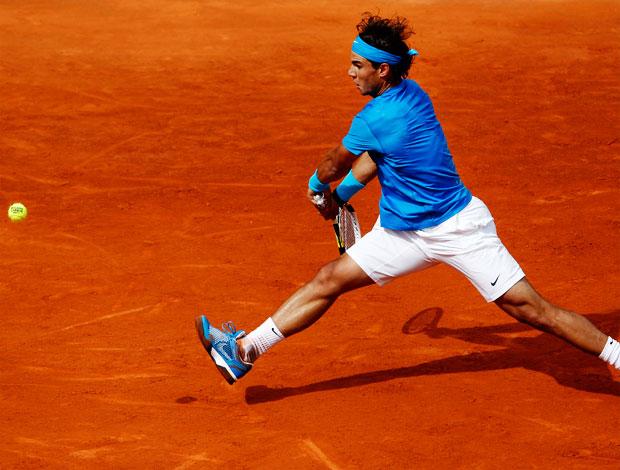 Rafael Nadal tênis Roland Garros 2r (Foto: AP)