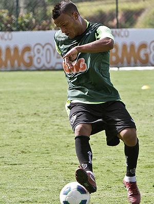 lateral-direito Patric, do Atlético-MG (Foto: Bruno Cantini / Site Oficial do Atlético-MG)