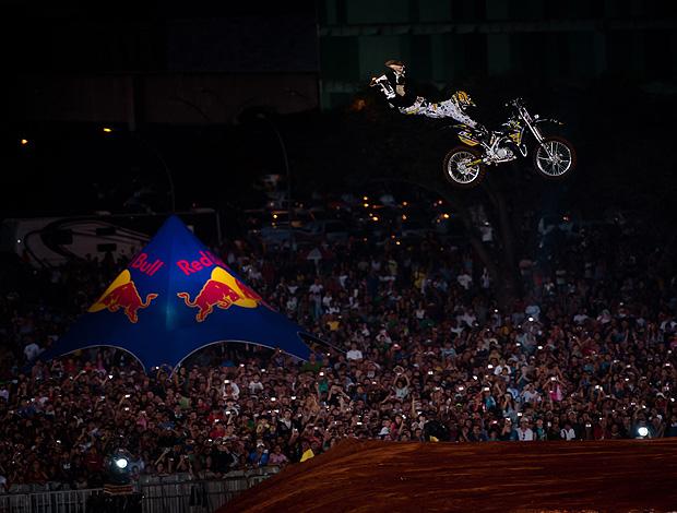 motocross joaninha Campeonato Mundial de Motocross Freestyle (Foto: Marcelo Maragni / Red Bull Content Pool)