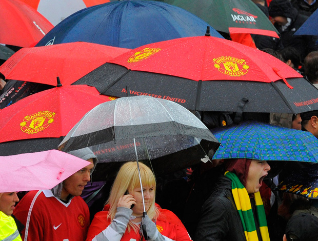 carreata manchester united (Foto: Reuters)
