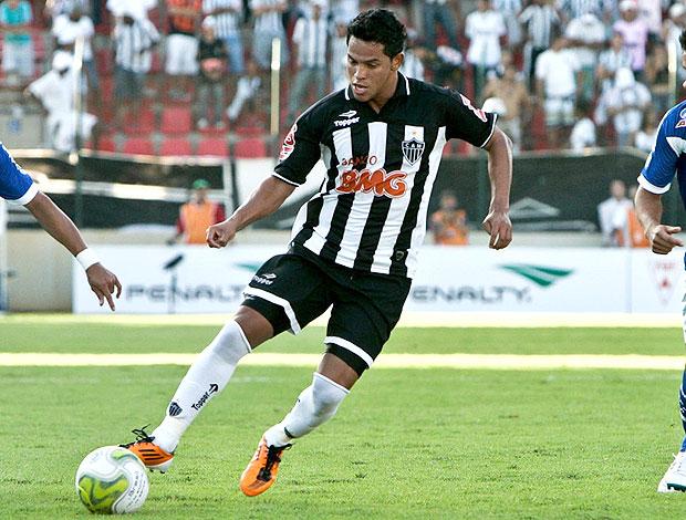 Giovanni Augusto na partida do Atlético-MG (Foto: Bruno Cantini / Site Oficial do Atlético-MG)