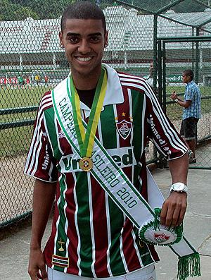 Alan Fluminense (Foto: Ralff Santos / FluminenseFC )