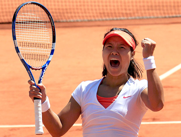 Na Li tênis Roland Garros semi (Foto: Reuters)