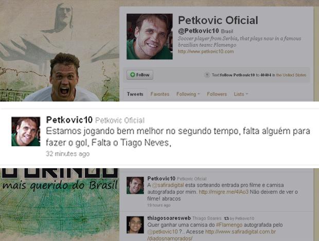 petkovic twitter (Foto: Reprodução/Twitter)