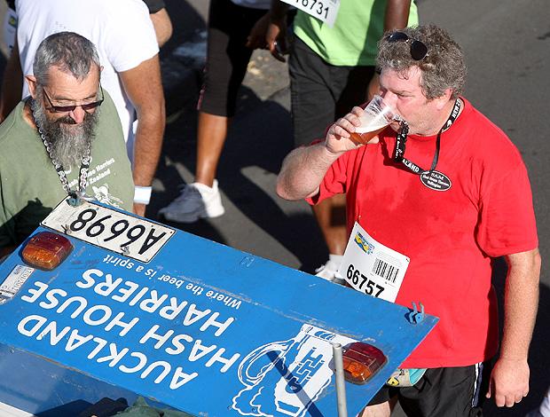 corrida e álcool (Foto: Getty Images)