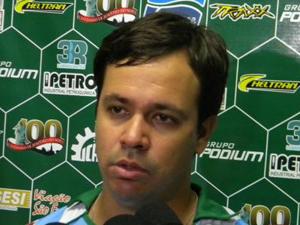 Dado Cavalcante Icasa (Foto: Divulgação / Icasa FC)