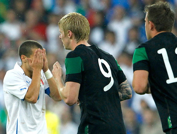 Sebastian Giovinco Itália x Irlanda (Foto: Reuters)