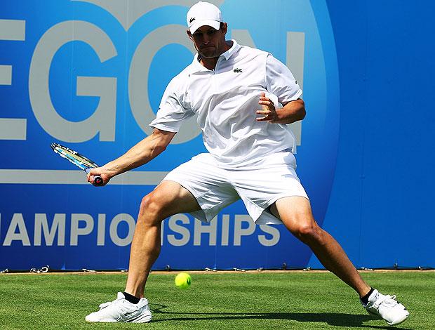 Andy Roddick tênis Queen's 2r (Foto: Reuters)