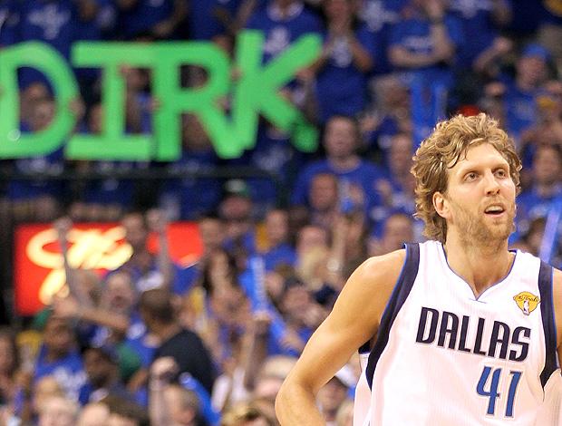 basquete Dirk Nowitzki NBA (Foto: Getty Images)