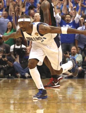 Jason Terry Dallas Mavericks NBA (Foto: Getty Images)