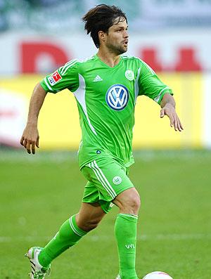 Diego do Wolfsburg (Foto: Getty Images)