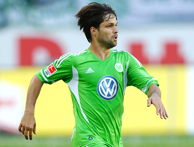 Diego do Wolfsburg (Foto: Getty Images)