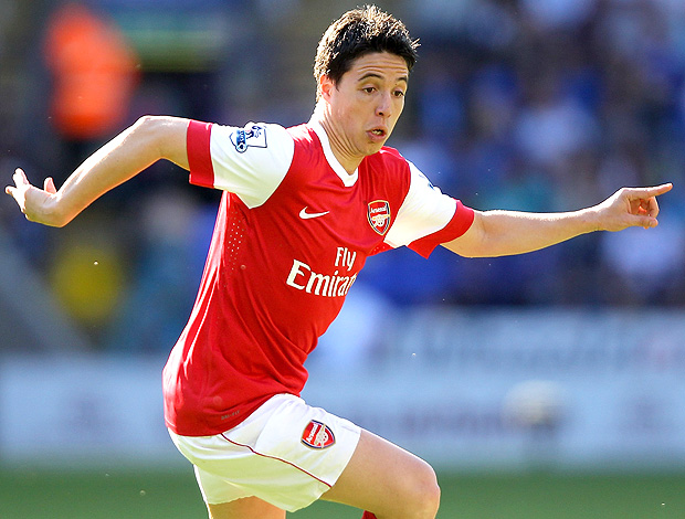 Nasri Arsenal (Foto: Getty Images)