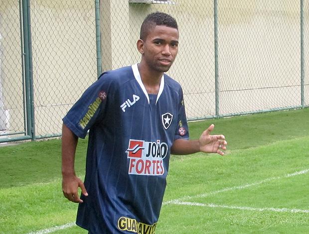 Cidinho Botafogo (Foto: Thiago Fernandes / Globoesporte.com)