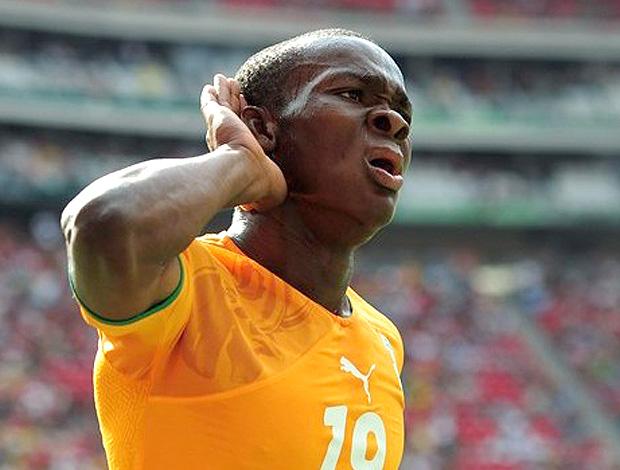 Souleymane Coulibaly Costa do Marfim (Foto: Reprodução / FIFA)