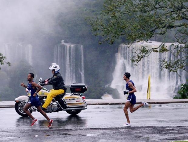 Meia Maratona Cataratas do Iguaçu corrida de rua (Foto: Divulgação / site oficial)